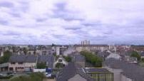Météo : les nuages moutonnent au-dessus de Rennes