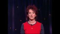 """Drôle de scène : Anne Roumanoff """" L'Euro"""""""