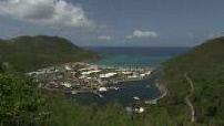 Illustrations des dégats sur l'île de Saint Martin, 1 an après Irma