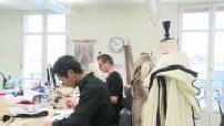 Sewing workshop Jean Paul Gaultier