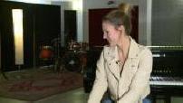 Itw Vitaa and rehearsal studio
