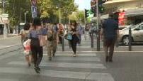 Illustrations vidéosurveillance / circulation routière en ville