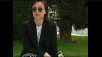 """Interview Kristin Scott Thomas pour le film """"des anges et des insectes"""""""