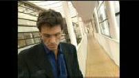 """Tournage du film """"Cantique de la racaille"""" avec Marc Lavoine"""