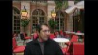 """Itw Alain Chabat pour """"Excalibur, l'épée magique"""""""