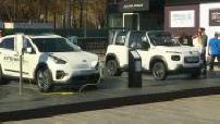 Mondial de l'automobile de Paris : les véhicules écologiques