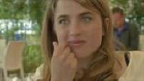 """Cannes - """"Les Combattants"""" : ITW d' Adèle HAENEL"""