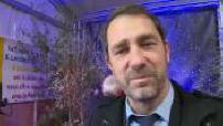 Elections régionales : Christophe CASTANER en campagne à Carpentras pour la région PACA