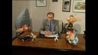 Interview Albert Uderzo