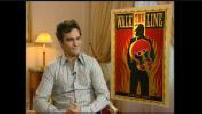 """Interview Joaquin Phoenix pour """"Walk the line"""""""