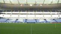 Entrainement des Bleus au stade de France