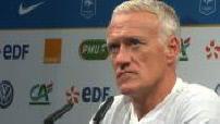Conférence de presse de Didier Deschamps