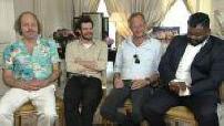 Cinéma : Le grand bain : interviews acteurs et actrices