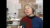 Recyclage de toiles de voilure par une couturière de saint-malo