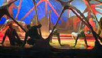 Illustrations nouveau spectacle du Cirque du Soleil : Totem