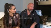 """Interview de Camélia Jordana et Vianney Lebasque """"Chacun pour tous"""""""