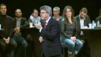 Meeting de Jean-Luc Mélenchon