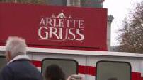 Spectacle du cirque Arlette Gruss à Nancy