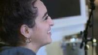 """Répétition du 3ème album de Camelia Jordana """"Lost"""""""