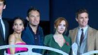 """""""Les animaux fantastiques : les crimes de Grindelwald"""" : avant-première à UGC Bercy - 2"""