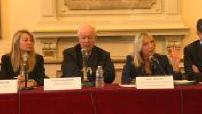 Immeubles effondrés : conférence de presse J.C.Gaudin