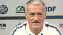 press conference Didier Deschamps