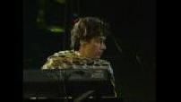 Repetition concert reveillon 2000 et itw jean michel jarre