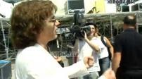Mariage princier à Monaco: Jean-Michel JARRE prépare les festivités sur le port