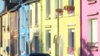 La ville de Brest se pare de couleurs chatoyantes