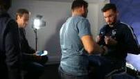 individual interview Hugo Lloris Philippe Sanfourche (shot wide)