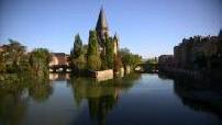 Carte postale Metz