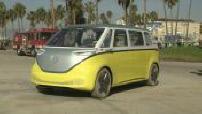 Futur la Volkswagen ID Buzz