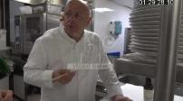 """Thierry Marx in his restaurant """"Mandarin Oriental"""""""