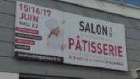 Première édition du salon de la pâtisserie