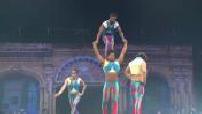 Cirkacuba the Cirque Phenix 1/2