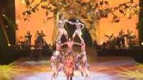 Les cirques de Noel : le cirque Cirkafrica