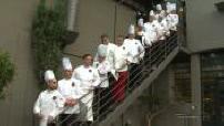Championnat du monde de pâté croûte à Tain l'Hermitage partie 1