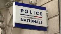 Illustrations hôtel de police et policiers à Marseille