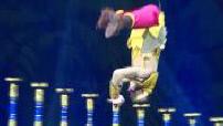 Le spectacle vertigineux du cirque Phénix