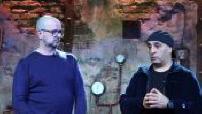 D'Jal au Comedy Club : interviews de D'Jal et de Franck Cimière partie 2