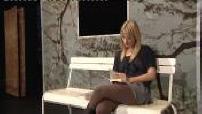"""Portrait : Mélanie Laurent à l'affiche de la pièce de théâtre """"Promenade de santé"""""""