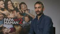 """Interview de Martin Bourboulon Marina Fois et Laurent Lafitte pour """"Papa ou Maman 2"""""""