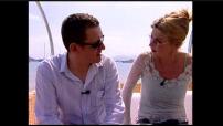 """Festival de Cannes 2006: ITW Michèle Laroque et Dany Boon pour """"La maison du bonheur"""""""