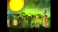 Sol En Cirque Raiders of the soft stone rehearsal 2