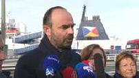 Brexit: visit Edouard Philippe Calais part 2