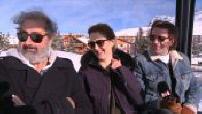 """Présentation du film """"Les Petits Flocons"""" au festival de l'Alpe d'Huez"""