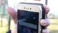 Forgotten phone