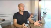 """cinéma : interview Bernard Campan pour """"Le café du pont"""""""