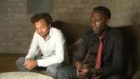 """ITW de Fabrice Eboue et Thomas NGijol pour le film """"Case départ"""""""