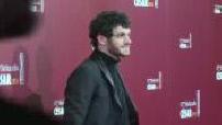 Tapis rouge de la nuit des Césars 2016 1/2